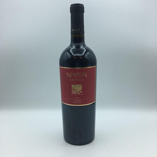 Newton Skyside Red Blend 750ML Merlot,  Cabernet Sauvignon, Carignan,Syrah, Petit Verdot, Cabernet Franc
