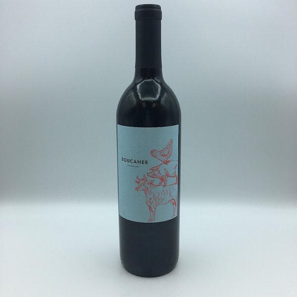 Boucaner Red Wine 750ML Syrah/ Pinot Noir