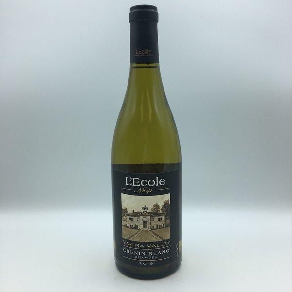 L'Ecole No 41 Chenin Blanc Old Vines 750ML