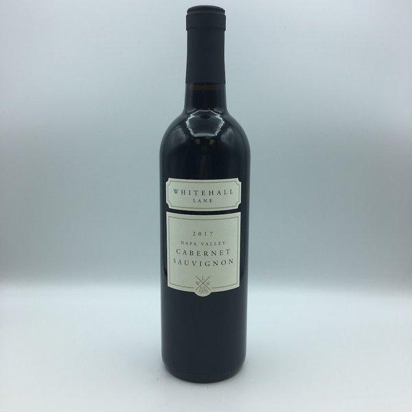 Whitehall Lane Cabernet Sauvignon Estate Bottled 2016 750ML