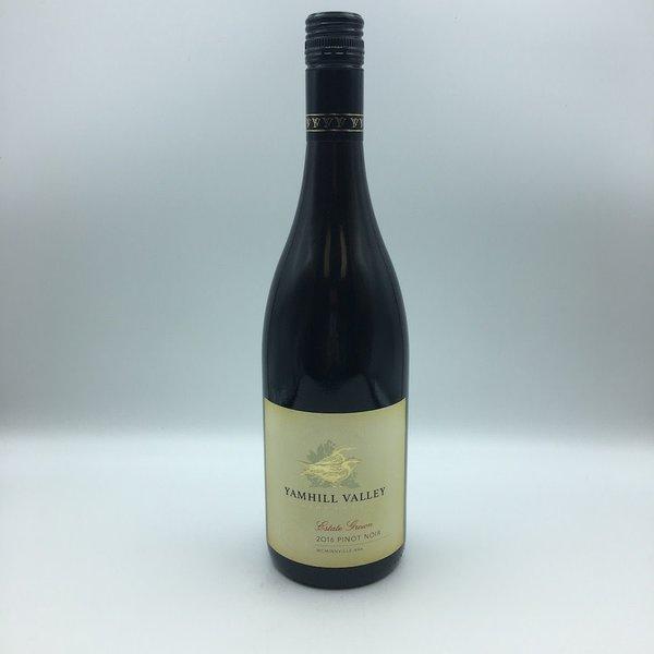 Yamhill Valley Vineyards Pinot Noir Estate 750ML