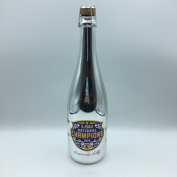 Mano's Championship Bubbly LSU Tigers 750ML