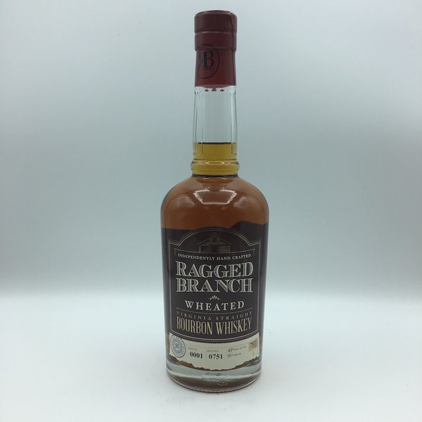 Ragged Branch Wheated Bourbon Whiskey 750ML