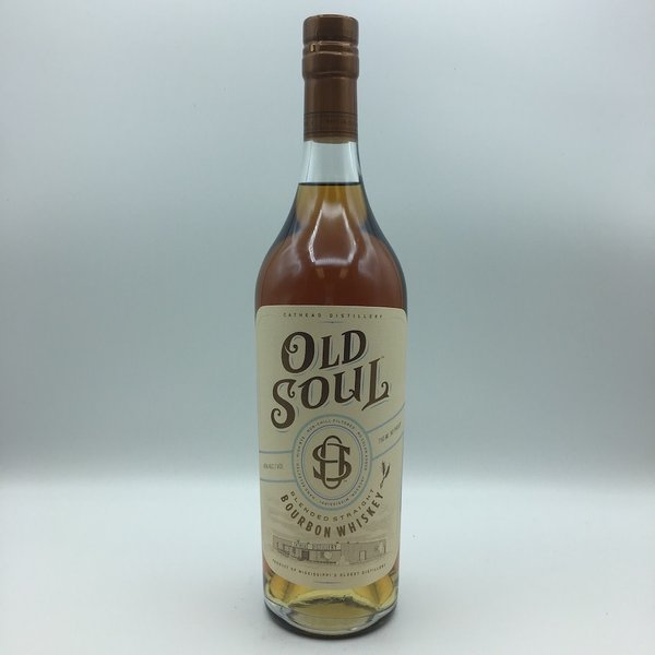 Cathead Old Soul Bourbon Whiskey 750ML