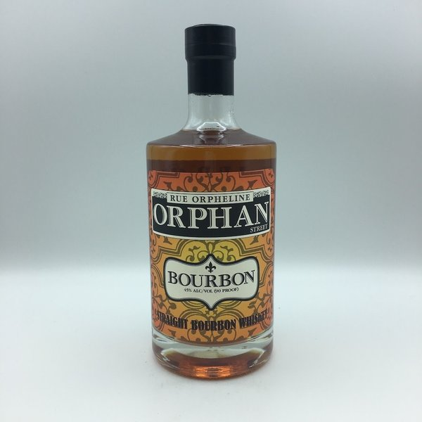 Atelier Vie Orphan Street Bourbon Whiskey 750ML