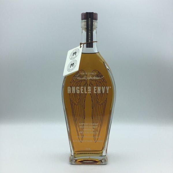 Angel's Envy Bourbon Whiskey in Port Barrels 750ML