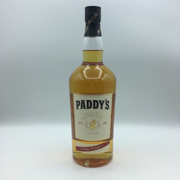Paddy Irish Whiskey Liter