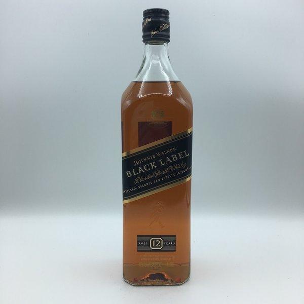 Johnnie Walker Black Label Liter