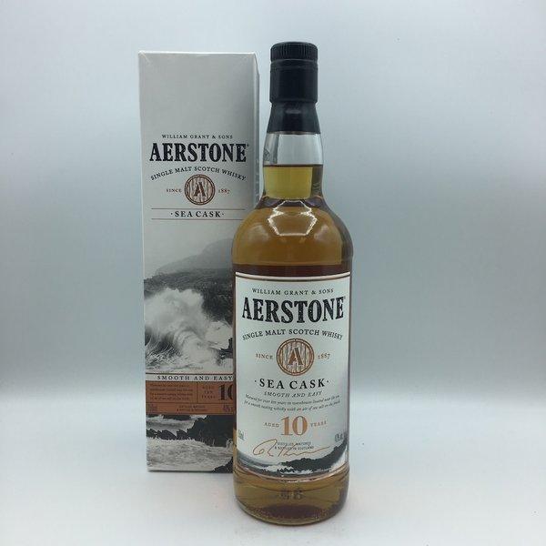 Aerstone Sea Cask 10YR Single Malt Scotch 750ML