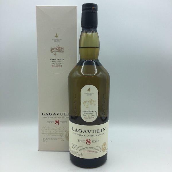 Lagavulin 8 Year Scotch Whisky 750ML