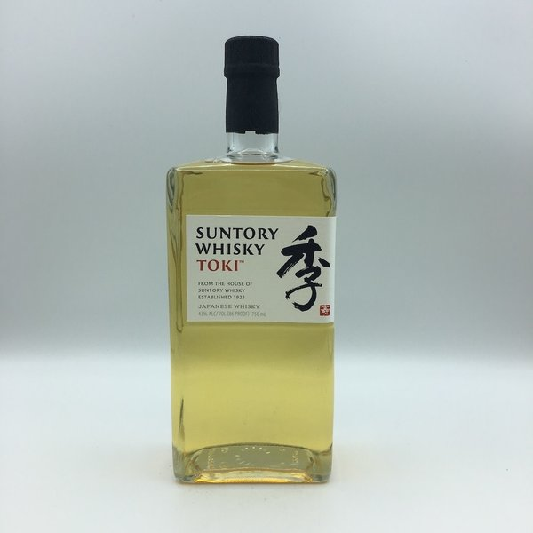 Suntory Japanese Whisky TOKI 750ML