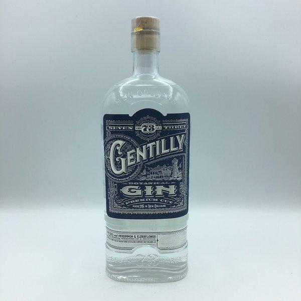 Seven Three Gentilly Gin 750ML