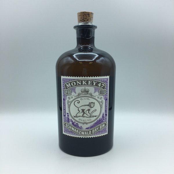 Monkey 47 Dry Gin Liter