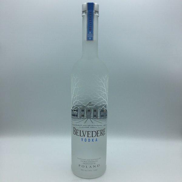 Belvedere Vodka Liter