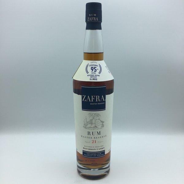 Zafra Master Reserve 21 Year Rum 750ML