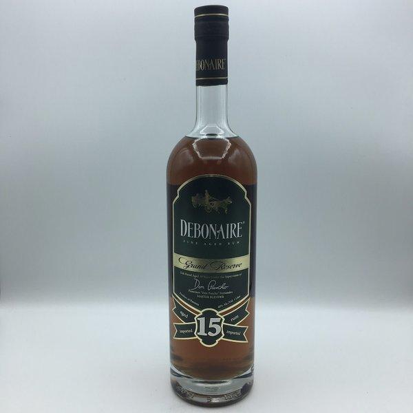 Debonaire Grand Reserve 15Yr Rum Liter