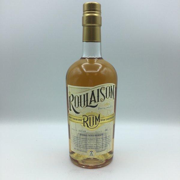 Roulaison Barrel Aged Reserve Rum 750ML