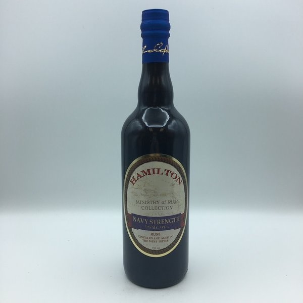Hamilton Navy Strength Rum 750ML