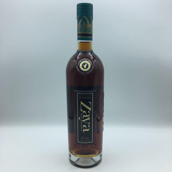 Zaya 16YRS Grand Reserva Rum 750ML