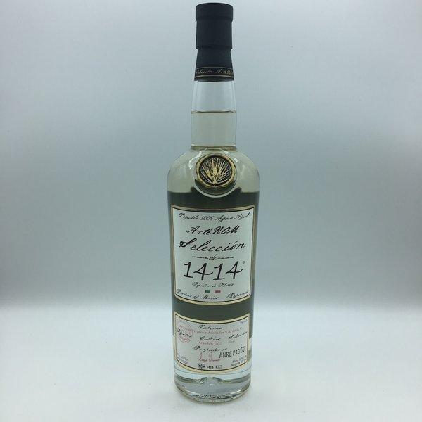 ArteNOM 1414 Reposado Tequila 750ML