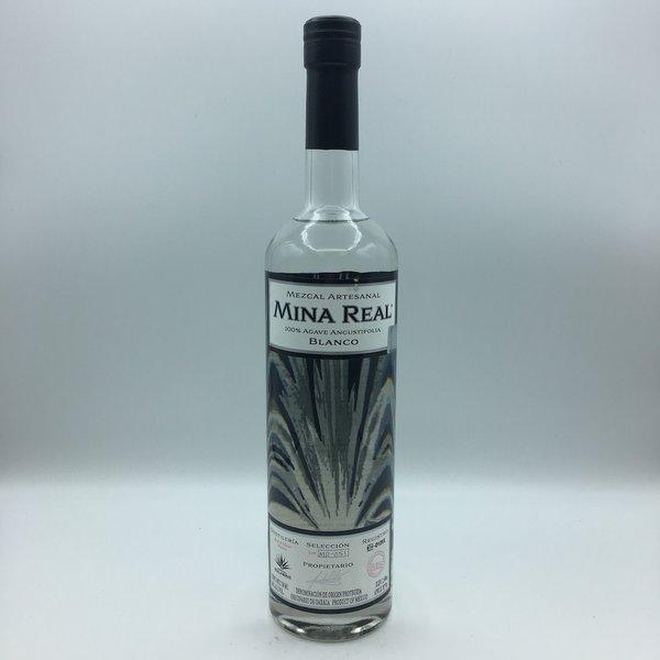 Mina Real Maguey Mezcal Blanco 750ML