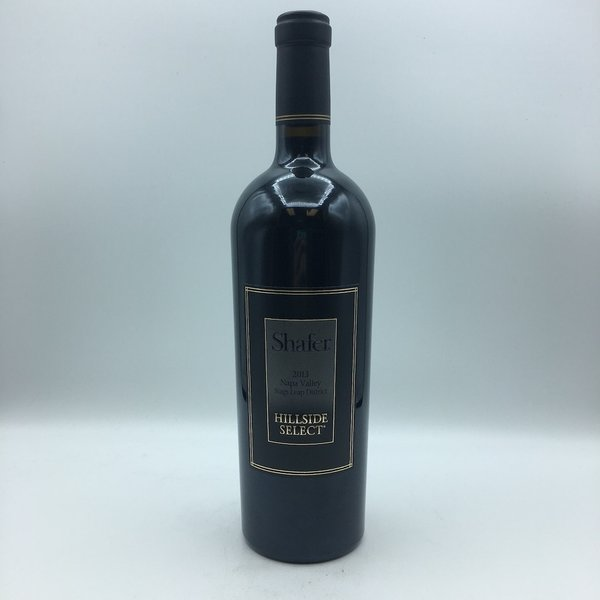 Shafer Hillside Select 2013 Cabernet Sauvignon 750ML