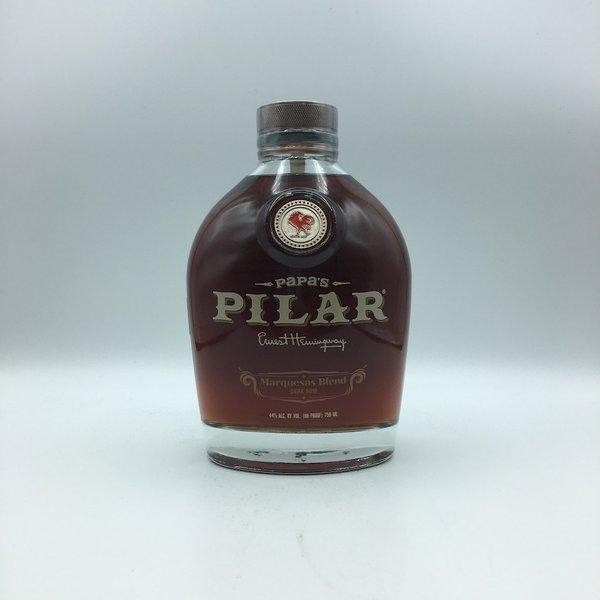 Papa's Pilar Marquesas Blend Dark Rum 750ML