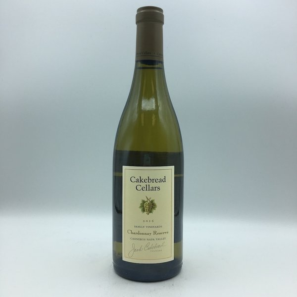 Cakebread Reserve Carneros Chardonnay 750ML