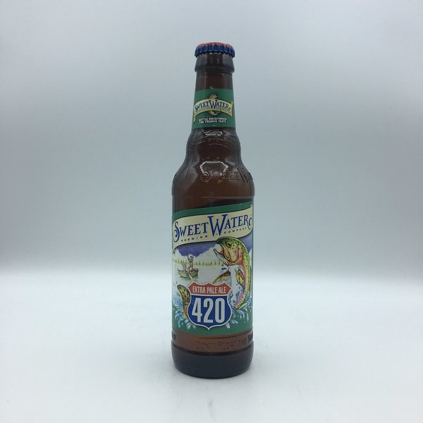 Sweet Water 420 Extra Pale Ale 6PK 12OZ
