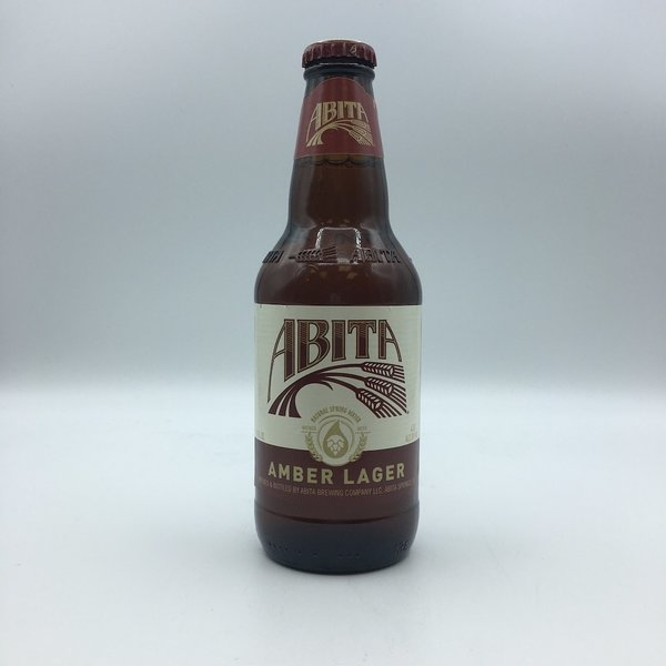 Abita Amber Bottles 6PK 12OZ