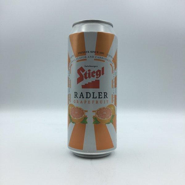 Stiegl Radler Grapefruit Cans 4PK 16OZ