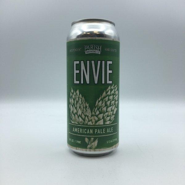 Parish Brewing Envie Pale Ale Can 4PK 16OZ