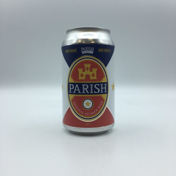 Parish Original Pilsner Cans 6PK 12OZ