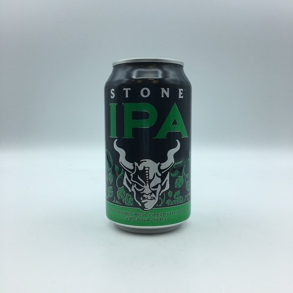Stone IPA Cans 6PK 12OZ