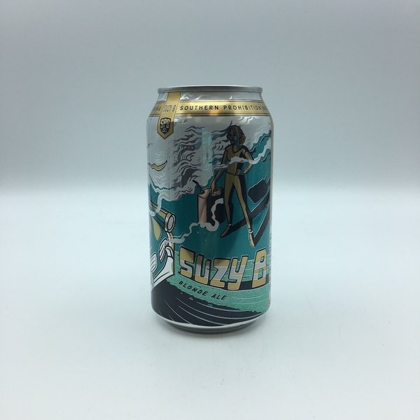 Southern Prohibition Suzy B Blonde 6PK 12OZ
