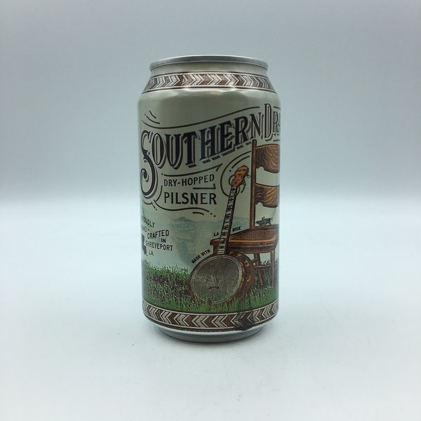 Great Raft Southern Drawl Pilsner 6PK 12OZ