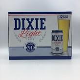 Dixie Light Cans 12PK 12OZ