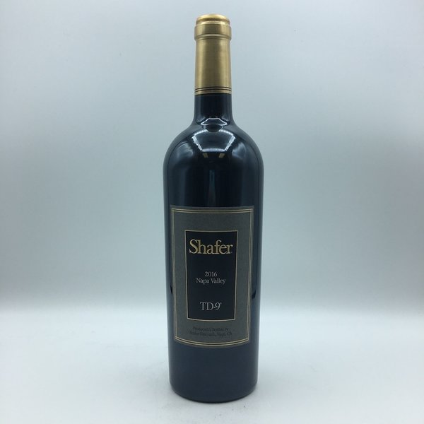 Shafer TD-9 Napa Valley 750ML