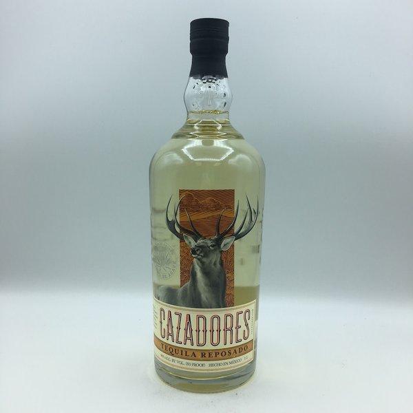 Cazadores Reposado Tequila Liter