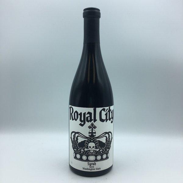 K Vintners Royal City Syrah 750ML