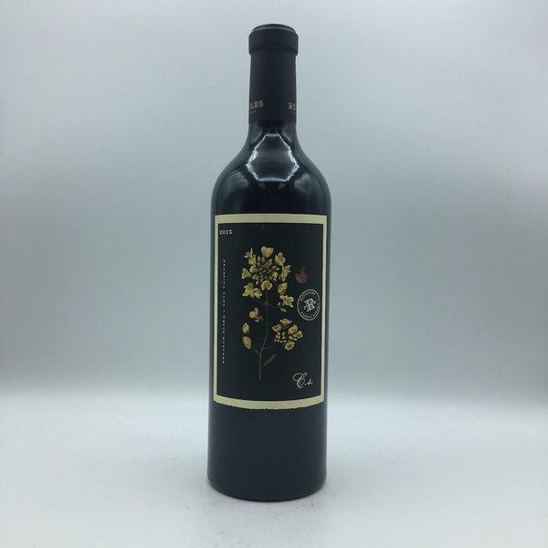 Reynolds Family Winery Cabernet Sauvignon 2015  750ML