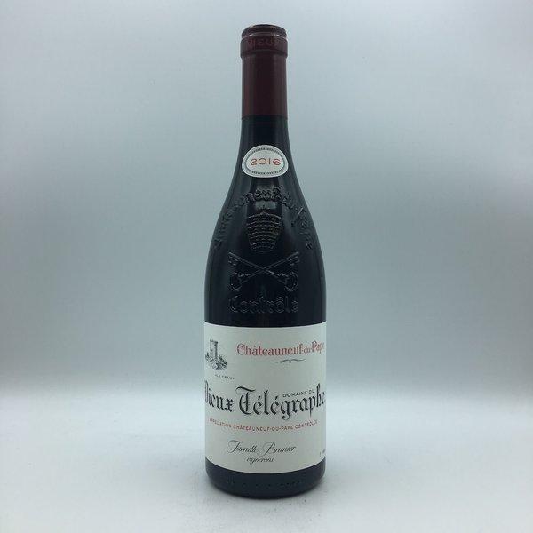 Vieux Telegraphe 2017 Chateauneuf-du-Pape 750ML