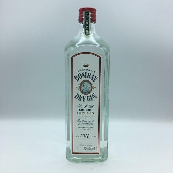 Bombay Dry Gin Liter