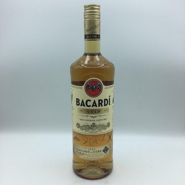 Bacardi Rum Gold Liter