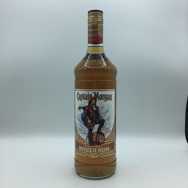 Captain Morgan Spiced Rum Liter