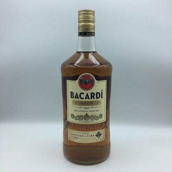 Bacardi Rum Gold 1.75L