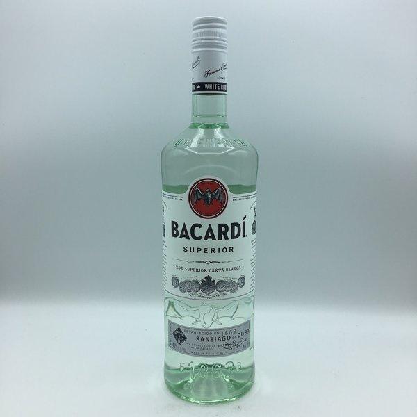Bacardi Superior Light Liter