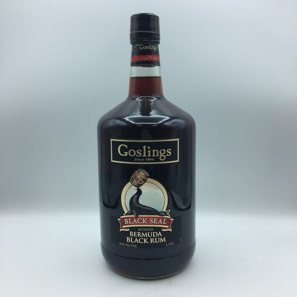 Gosling's Black Seal Bermuda Rum 1.75L