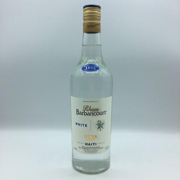Barbancourt White Rhum 750ML