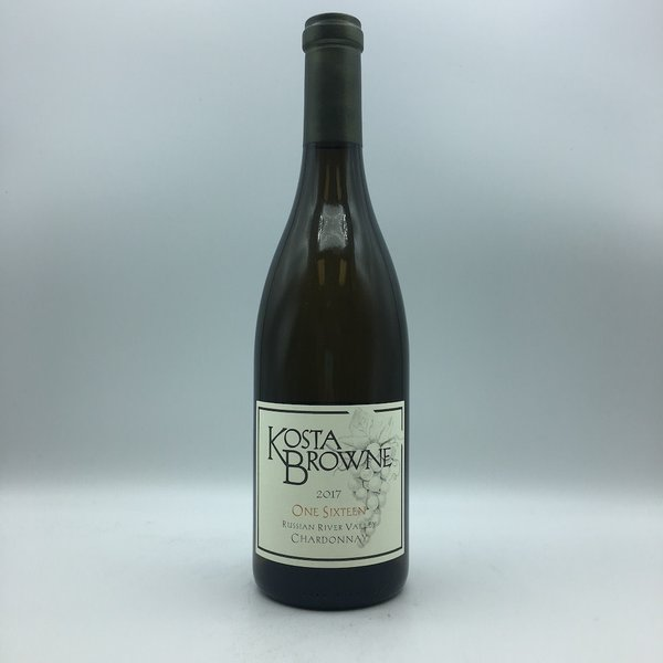 Kosta Browne One Sixteen Russian River Valley Chardonnay 2017 750ML